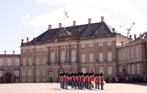 Amalienborg Palace: The Queen's Residence