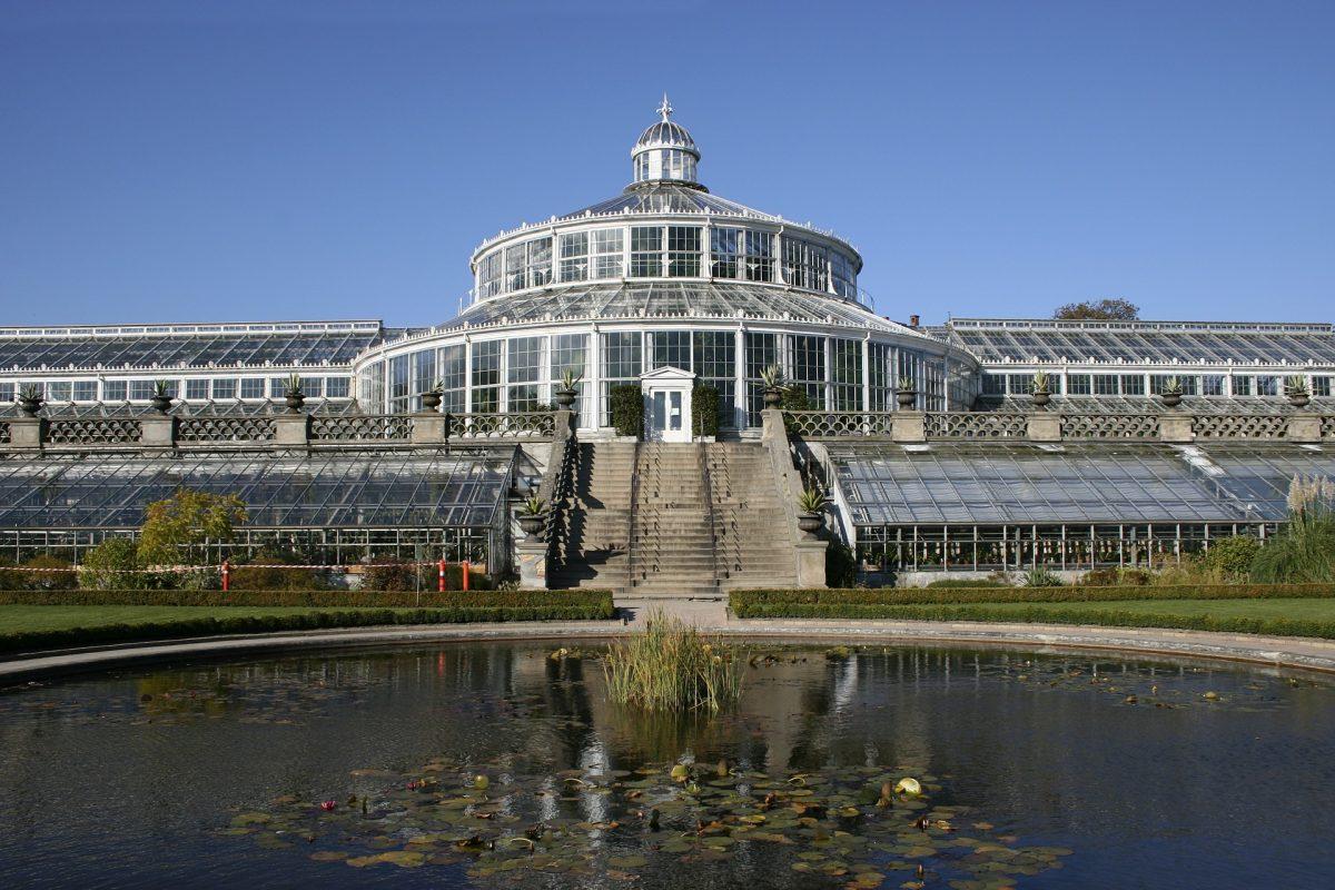 Copenhagen Botanical Garden: An Inner City Oasis