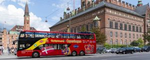 Copenhagen Bus Tour: Hop on – Hop off Bus Network