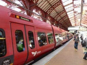 Copenhagen S-Train (S-Tog)