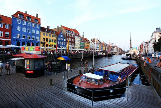 Most tours start at Nyhavn