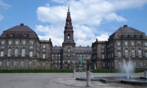Christiansborg Palace: The Danish Parliament