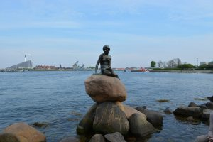 The Little Mermaid: Copenhagen's Most Famous Lady