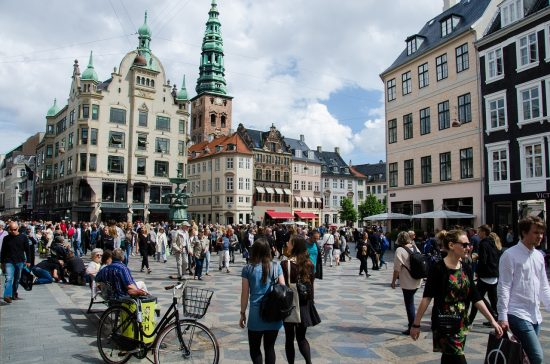 Nytorv, at the heart of Strøget