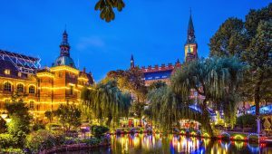 Tivoli Gardens: Denmark's #1 Tourist Attraction