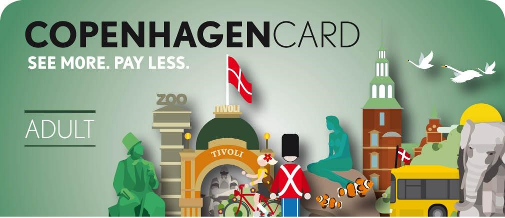 Copenhagen Card: Free Admission & Transport all over the city