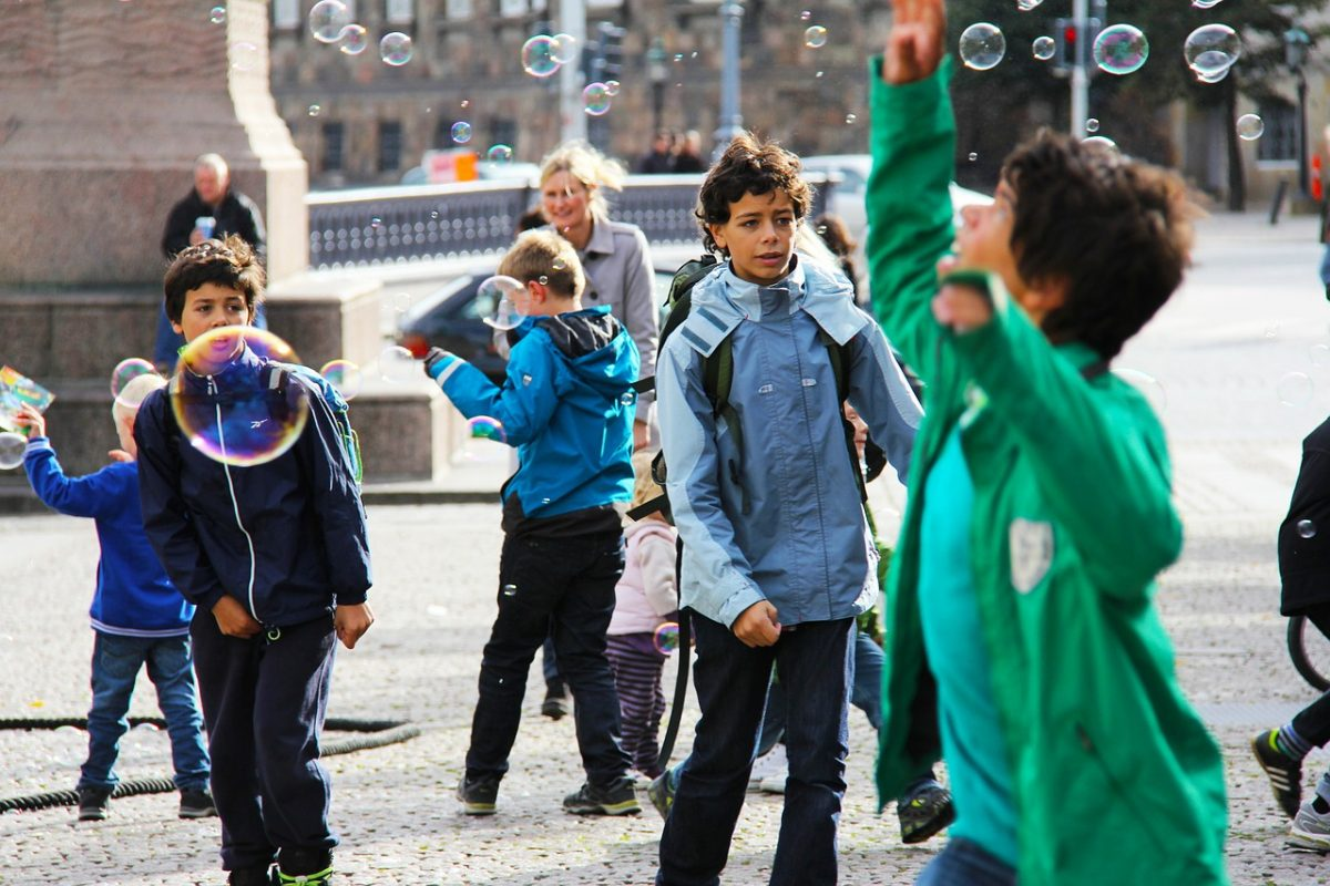 4 Great Kids activities in Copenhagen